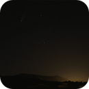Comet Neowise setting over Bedar, Almeria,                                Andy Devey