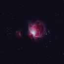 The Great Orion Nebula,                                Jason Cropper
