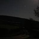 Bend in road and Venus,                                Neil Emmans