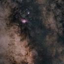 Milky Way in Sagittarius,                                BrettWaller
