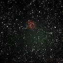 Cocoon Nebula,                                Chappel Astro