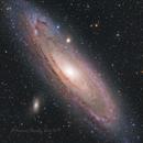Great Andromeda Galaxy!,                                Mohammad Nouroozi