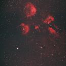 NGC 6334,                                bbonic