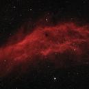California Nebula - NGC 1499,                                Soupernova