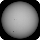Sun in Whitelight 6th October 2016 , 10:30 BST,                                steveward53