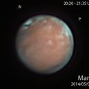 Mars  - 1h animation,                                Heel Korbinian