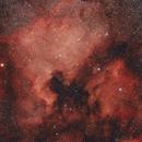 NGC7000,                                Jocelyn Podmilsak