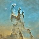 Pillars of Creation,                                Mark Carter