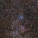 Milkyway around Deneb,                                chris talpas