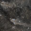 The Shark Nebula (LDN1235) and Anglerfish Nebula (LDN1251),                                Sendhil Chinnasamy