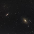 M81 & M82,                                Stephane Neveu