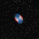 The Dumbbell Nebula in HOO,                                Mostafa Metwally