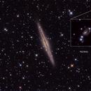 NGC891+PGC9101,                                Jose Luis Bedmar