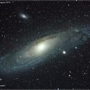 M31 Andromeda Galaxy ,                                Simone Ippolito