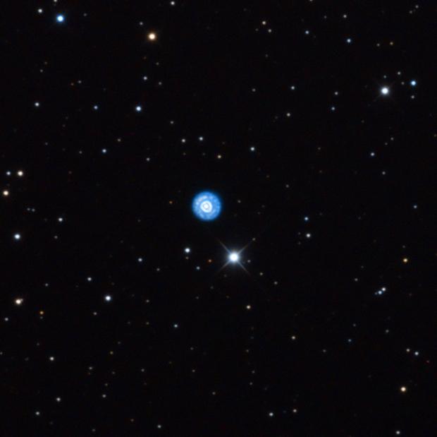 NGC2392 The Eskimo,                                silentrunning