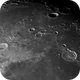 Craters north of Mare Serenitatis,                                astropical