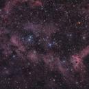 IC 1848: The Heart of the Soul Nebula,                                George Simon