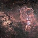 Statue of Liberty Nebula,                                Jeff