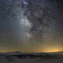 Mer de nuages au Pic du Midi,                                Sagittarius_a