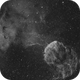 IC 443 H-alpha,                                JuergenB
