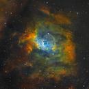NGC 7635 - Bubble Nebula,                                Yannick Akar