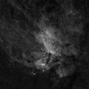 IC4628 The Prawn Nebula,                                David Nguyen