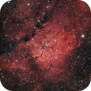 SH2-86 and NGC 6823,                                Chad Andrist