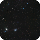 NGC5363 / NGC5364 galaxy cluster in Virgo,                                Kevin Parker