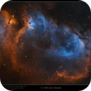 IC1848 (Soul Nebula),                                Mike Oates