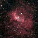 The Bubble Nebula,                                Richard S. Wright Jr.