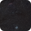 A better Pleiades California and some dark stuff,                                eigenwijzesnotneus