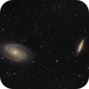 M81 / M82 - old data reprocessed,                                Jonas Illner