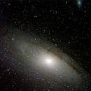 Andromeda M31,                                Matthias