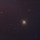 M13 Great Hercules Cluster,                                Nigel Beaumont