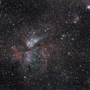 Great Nebula in Carina - Untracked,                                João Pedro Gesser