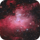 Messier 16, Eagle Nebula,                                Big_Dipper