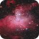 Messier 16, Eagle Nebula,                                Big_Dipper