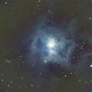 NGC 7023,                                Etienne MARQUET