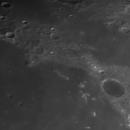 Area between Sinus Iridium - Timocharis - Aristoteles - Anaximenes,                                Euripides