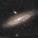 Andromeda Galaxy M31,                                Christophe Perroud