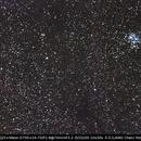 M45 with NGC1499(California Nebula),                                lcsky