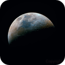 Narrow Band Moon,                                JNieto