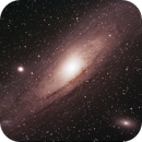 Andromeda Nebula M31,                                Adrie Suijkerbuijk