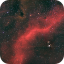 Barnard's Loop with M78 and Bogeyman (mainly Bortle 8),                                Carastro