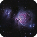 M42 and Running Man,                                GalaxyMike