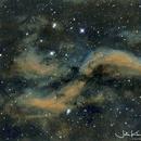 The Propeller Nebula - Simeis 57,                                John Kulin