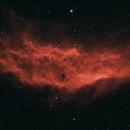 California Nebula NGC1499,                                Derek Foster