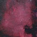 NGC7000 HaRGB,                                Benoit Gagnon