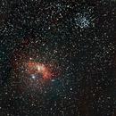 NGC 7635 Bubble Nebula,                                William