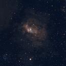 Bubble Nebula  NGC 7635,                                kcperk